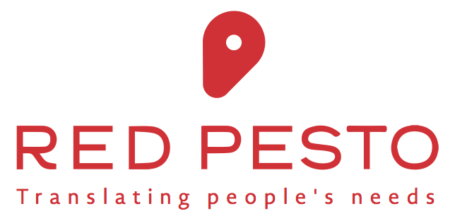 Red Pesto - Translating people's needs